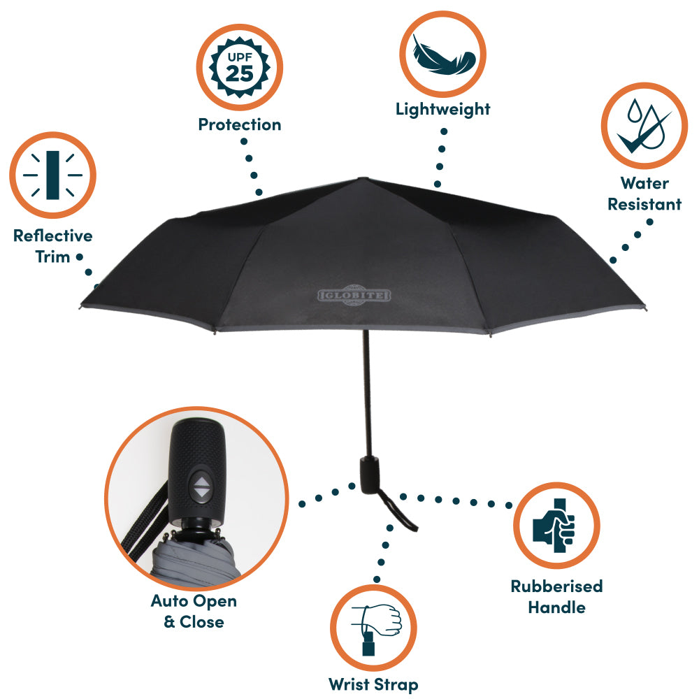 globite travel umbrella