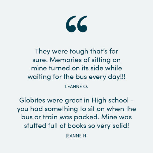 tough memories bus high school globites