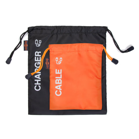 Cable & Charger Bag - globite