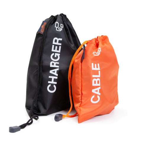 Cable & Charger Bag - globitetravel
