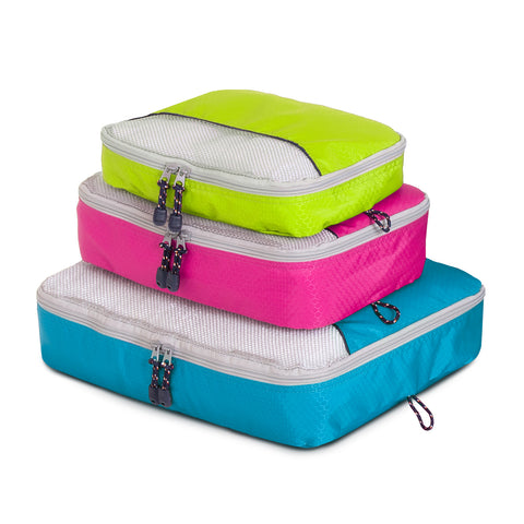 Packing Cube 3 Piece - Brights - globitetravel
