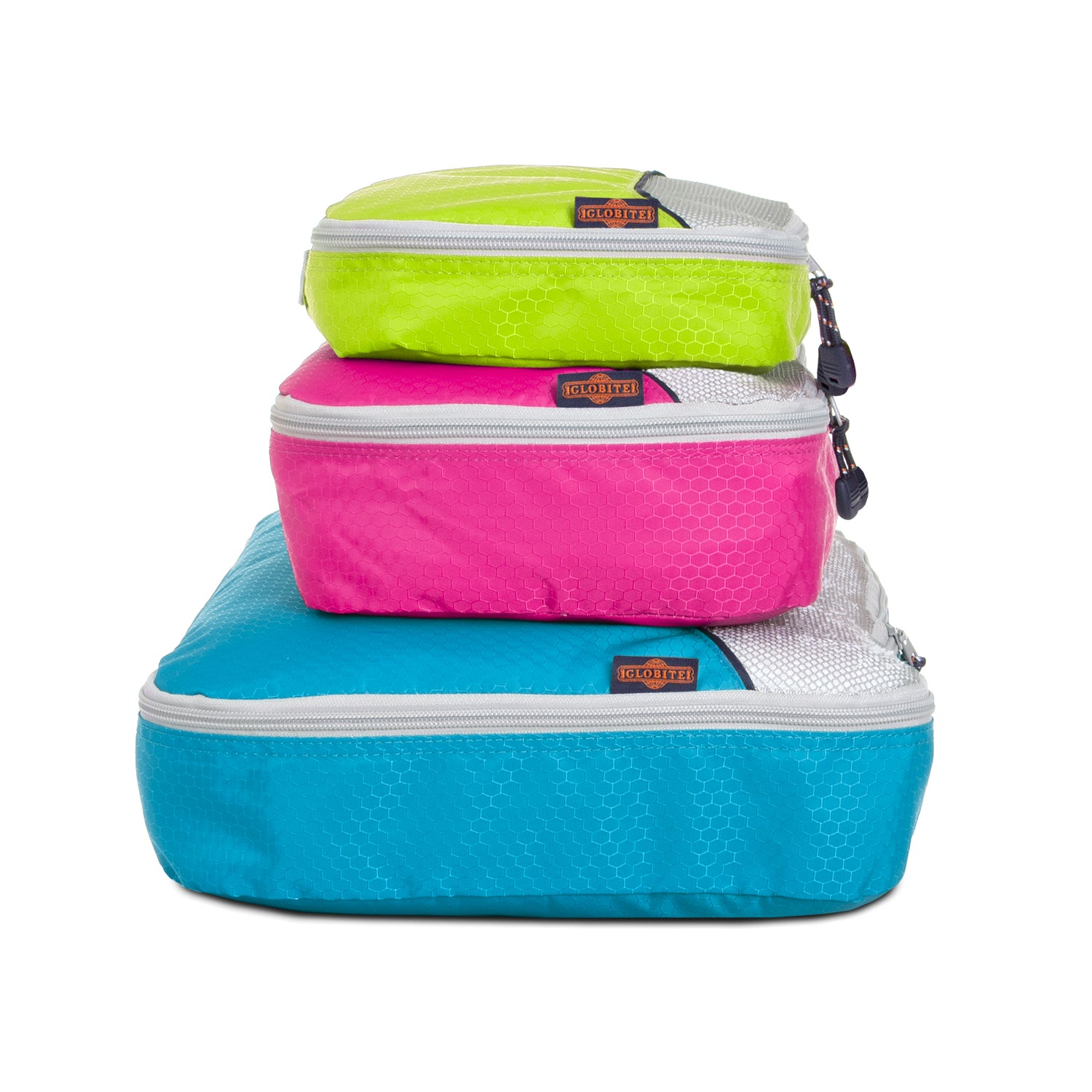 Packing Cube 3 Piece - Brights - globite