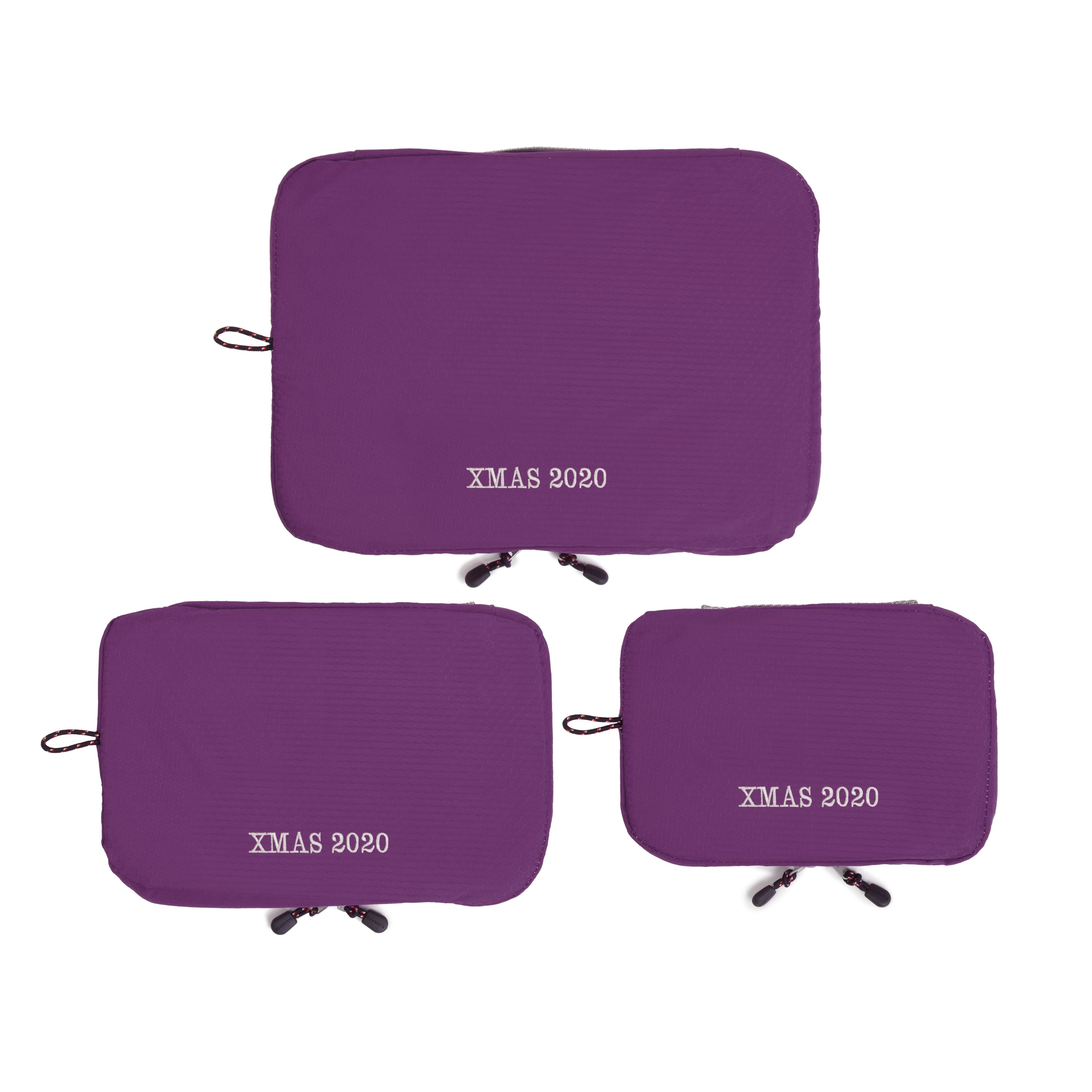 Packing Cube 3 Piece - Purple