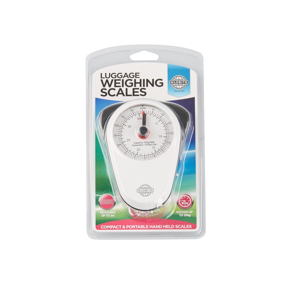 Luggage / Travel Weighing Scales - globitetravel