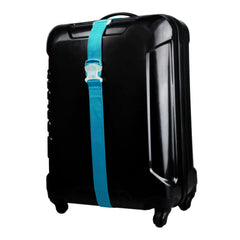 Luggage Strap Blue - globitetravel