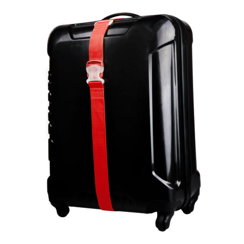 Luggage Strap Red - globite