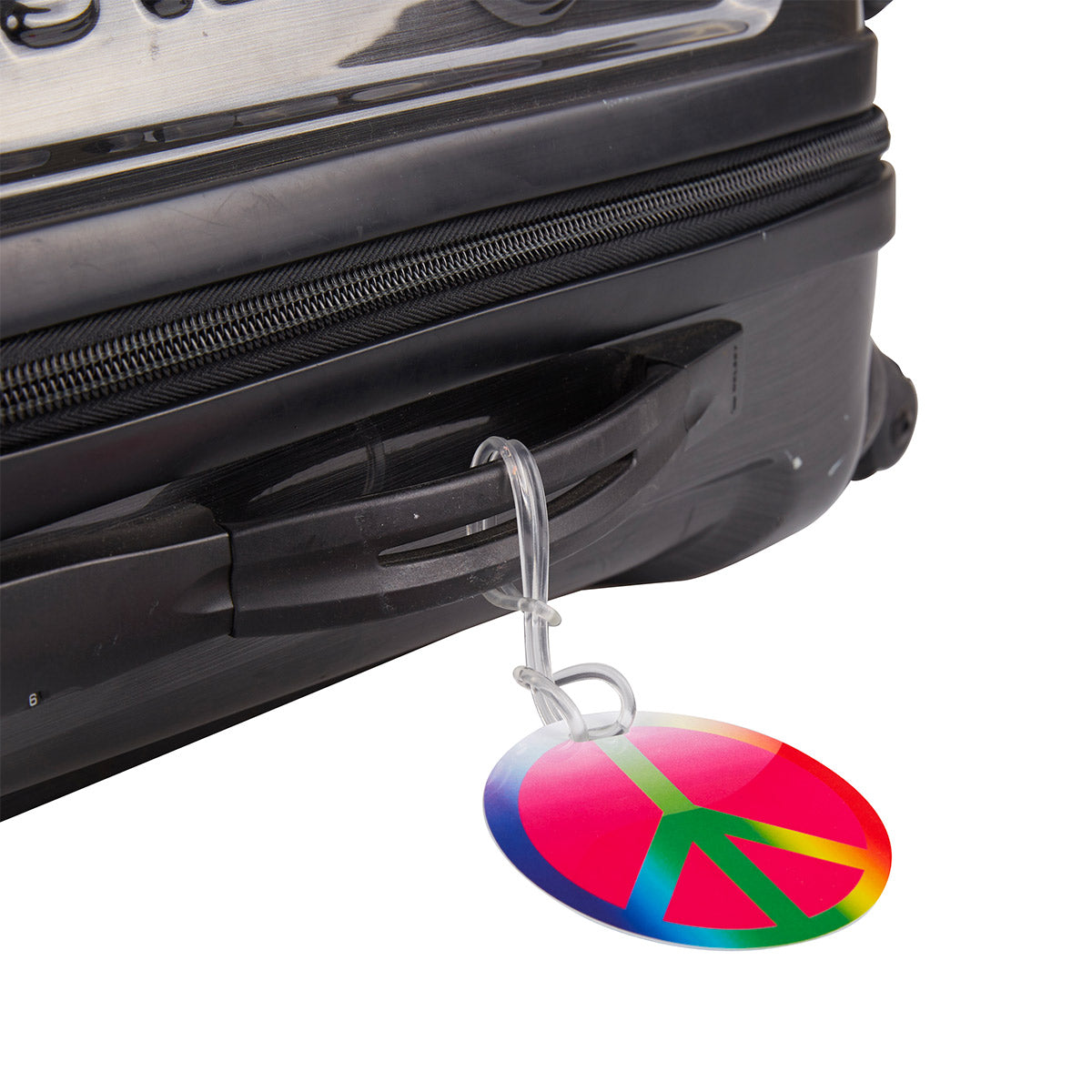 Luggage Tags 2pk - Peace - globitetravel