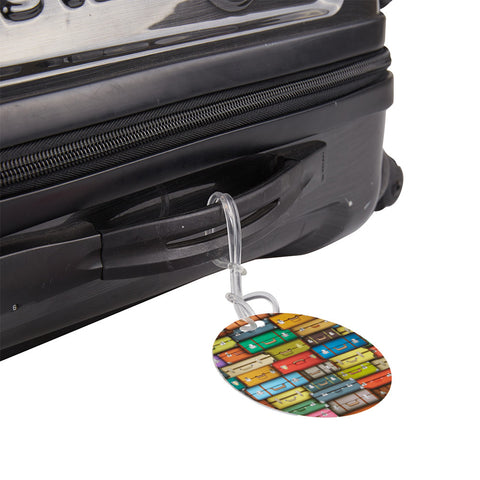 Luggage Tags 2pk - Suitcase - globitetravel