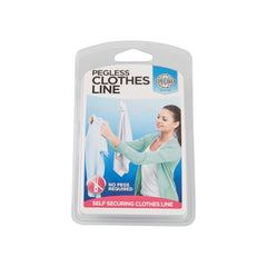 Pegless Clothes Line - globite