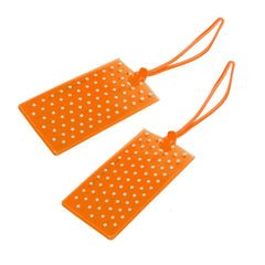 Spotted Jelly Luggage Tags 2 Pack - globite