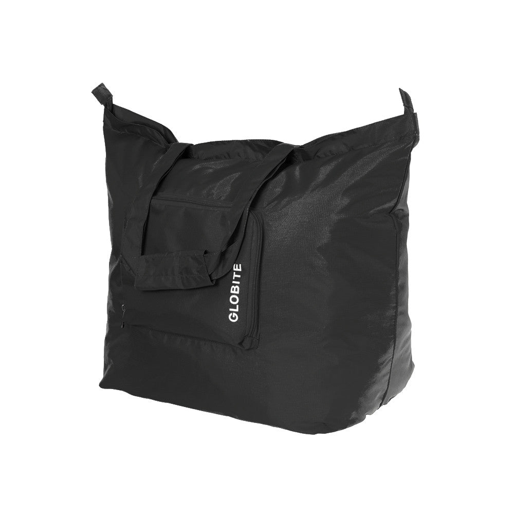 Foldable Tote Bag in Black - globite
