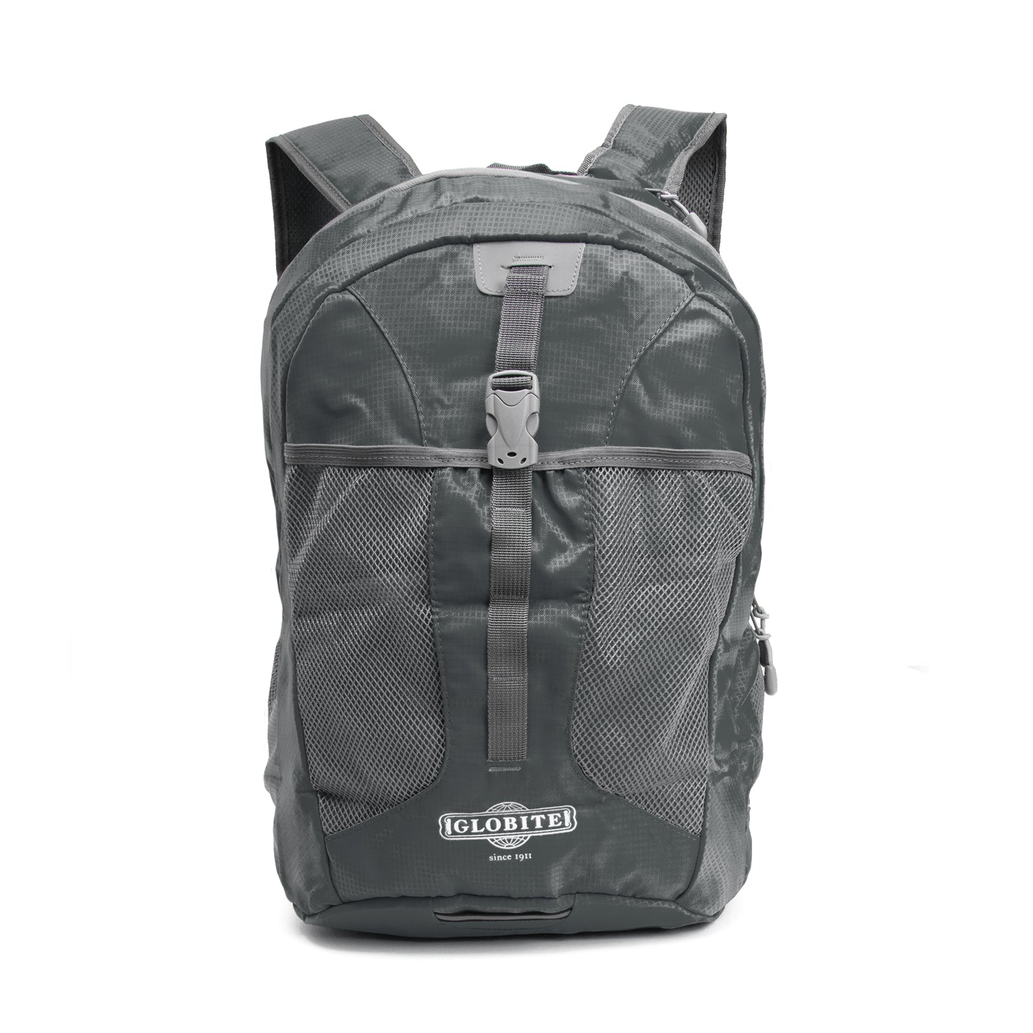 Day Trekker Backpack - Grey - globite