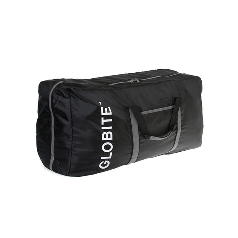 Foldable Duffle 100L Black - globitetravel
