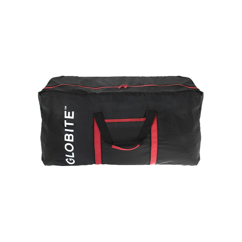 Foldable Duffle 100L Red - globitetravel
