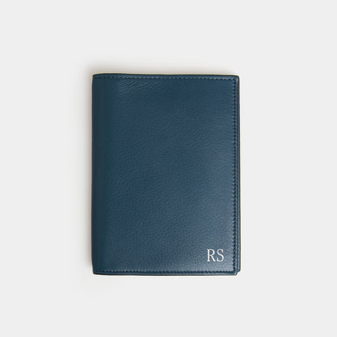 RFID Leather Passport Holder - Wentworth Falls - globite