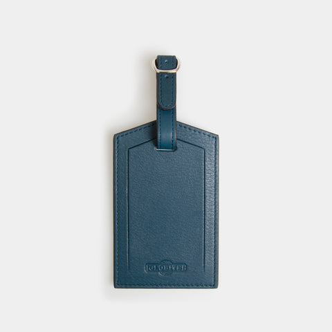 Leather Luggage Tag - Wentworth Falls - globite