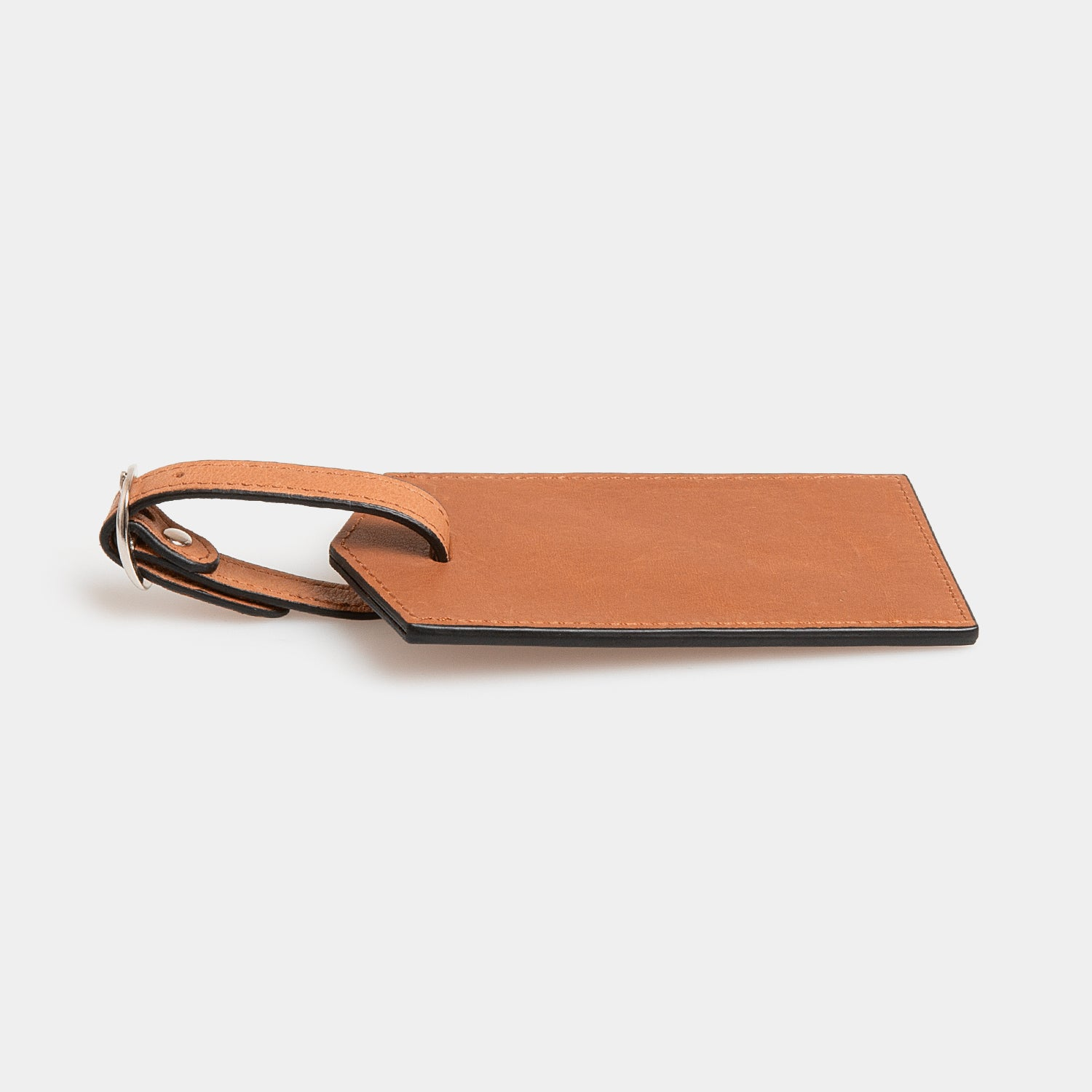 Leather Luggage Identifier - Flinders Tan - globite