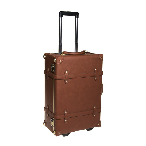 Carry-On Cabin Luggage - Brown