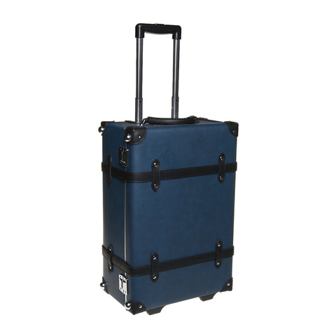 Carry-On Cabin Luggage - Navy / Black