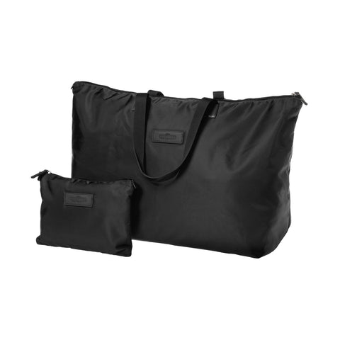 Stash & Dash Hold All Tote Bag - Black - globite