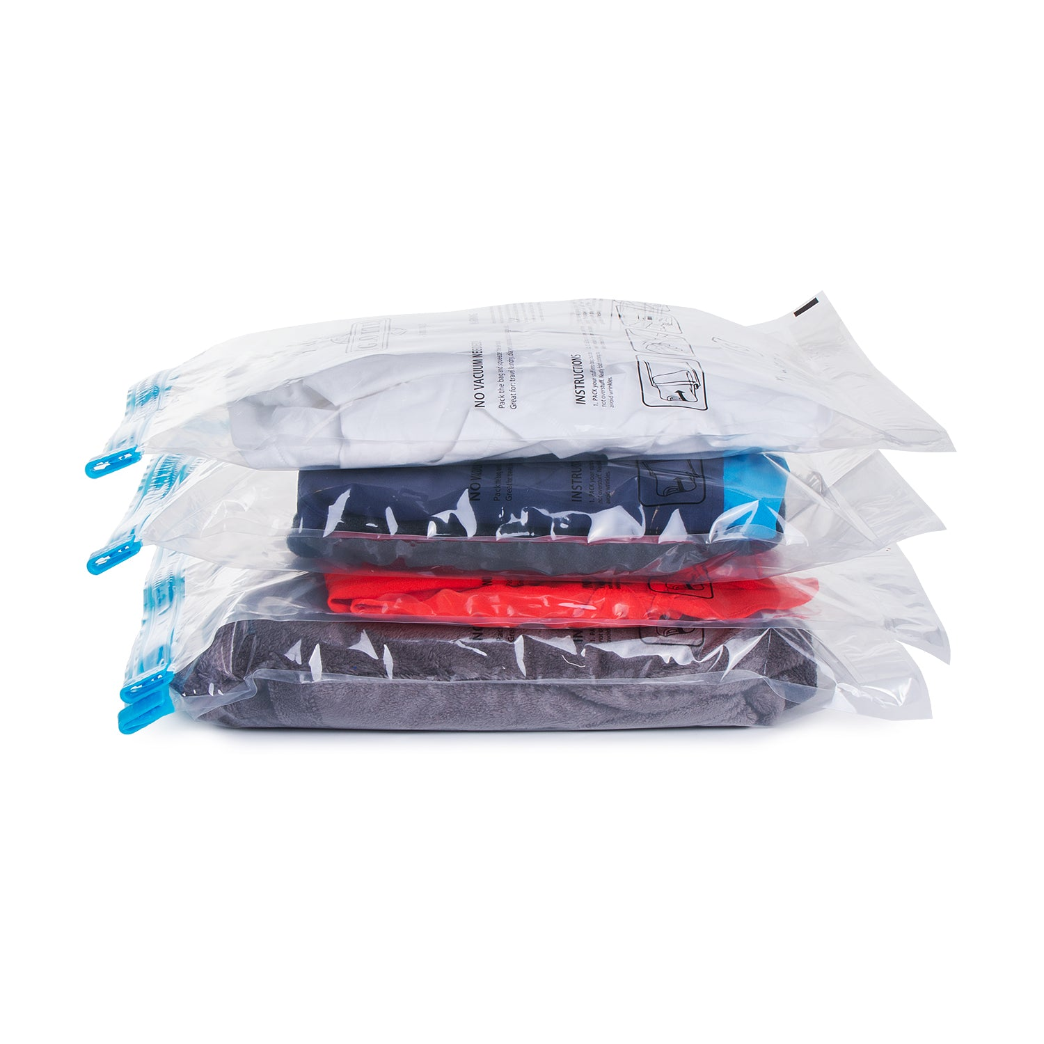 Compression Bags 4 Pack - Small - globitetravel