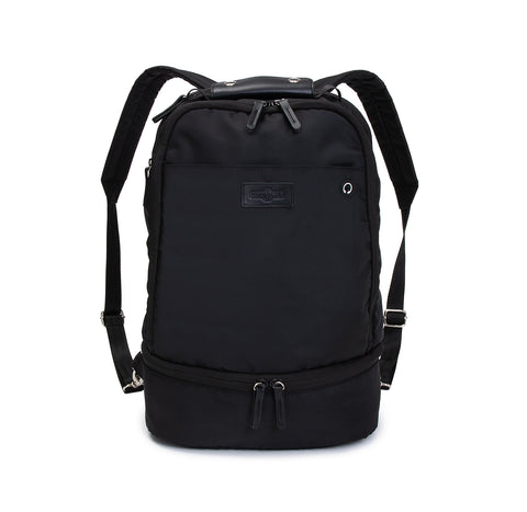 Urban Backpack - Black - globitetravel
