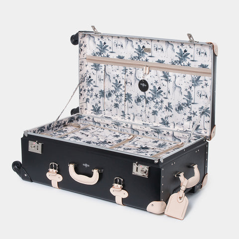 Heritage Check-In Luggage Case - Jungle Nights