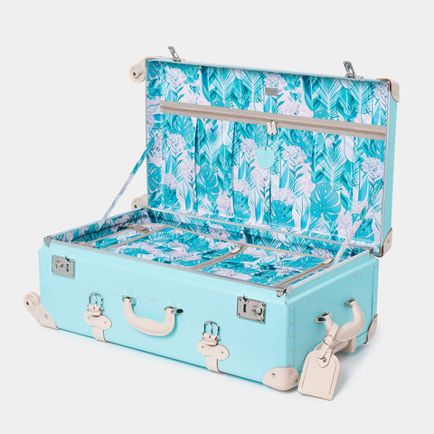 Heritage Check-In Luggage Case - Tropical Trek
