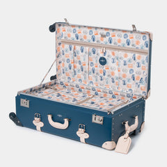 Heritage Check-In Luggage Case - Midnight Ink - globite