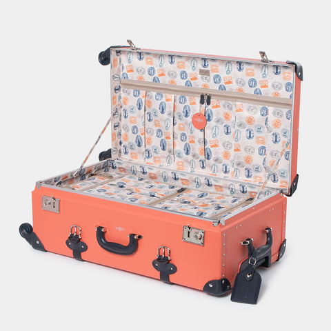 Heritage Check-In Luggage Case - Sunset Commute