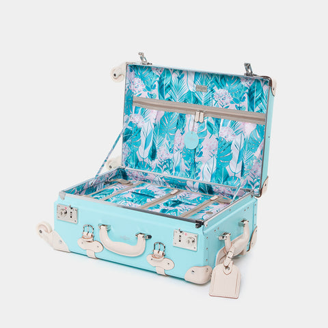 Heritage Carry-On Luggage Case - Tropical Trek