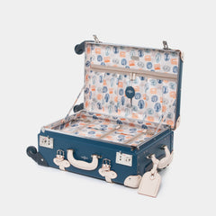 Heritage Carry-On Luggage Case - Midnight Ink