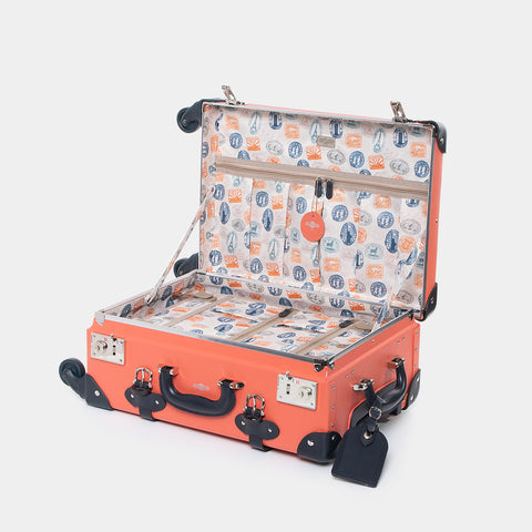 Heritage Carry-On Luggage Case - Sunset Commute