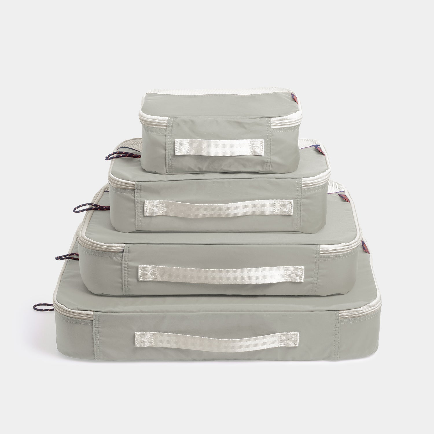Packing Cube 4 Piece - Light Grey - globite