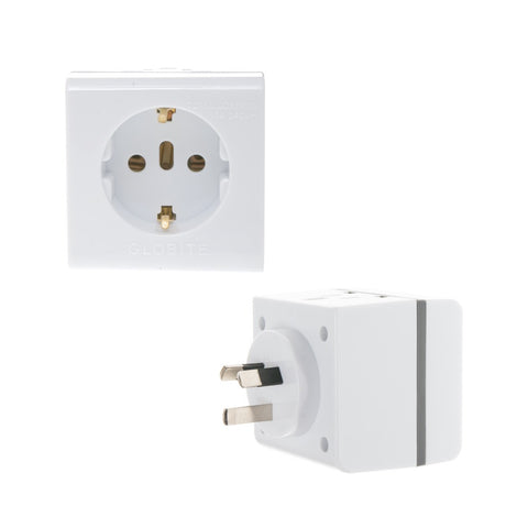 Inbound Travel Adaptor - Large - globite