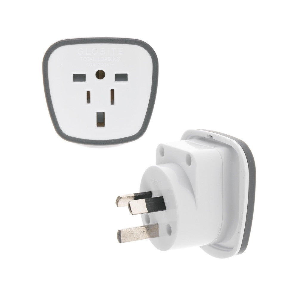 Inbound Travel Adaptor - Small - globite