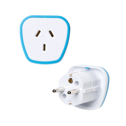 Outbound Europe Travel Adaptor - globite