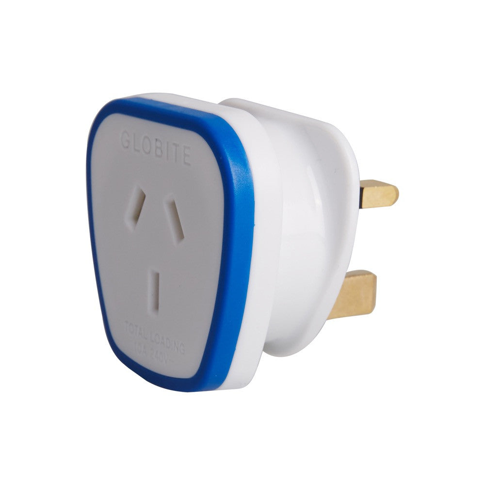 Outbound UK Travel Adaptor - globite