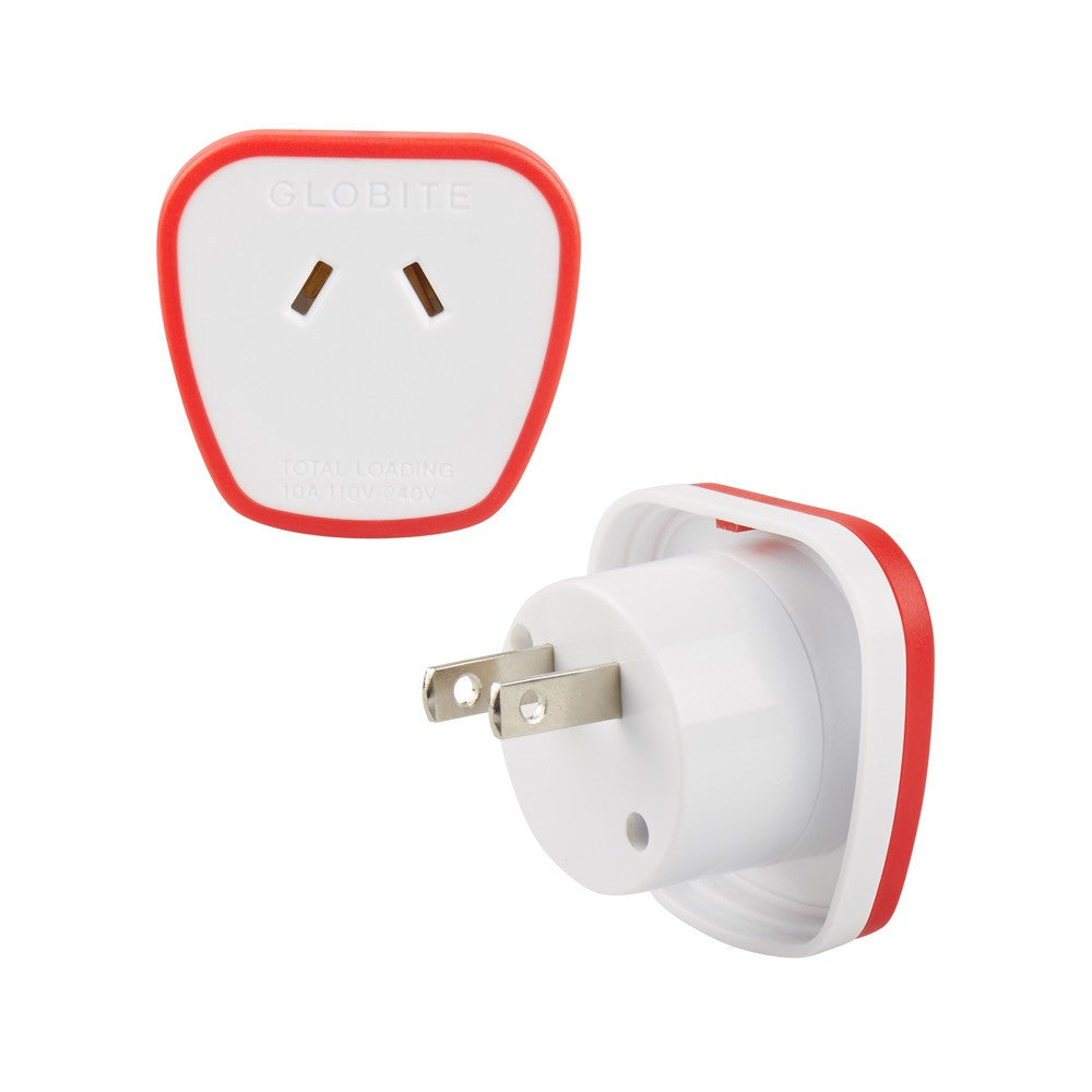 Outbound USA & Japan Travel Adaptor - globitetravel