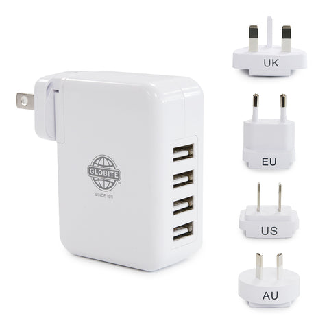 Multi Travel Adaptor - globitetravel