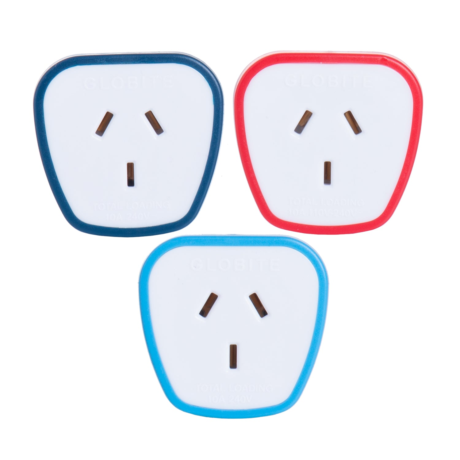 Adaptor Multi Pack USA/UK/EU - globite