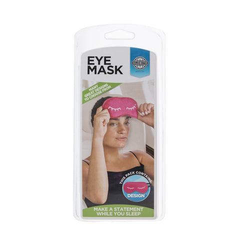 Novelty Eye Mask-Eyelashes - globitetravel