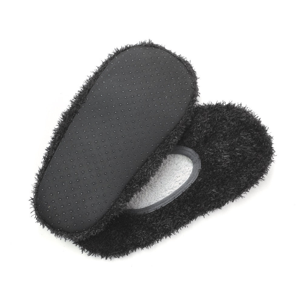 Comfy Non-Slip Slippers - Medium / Black - globitetravel