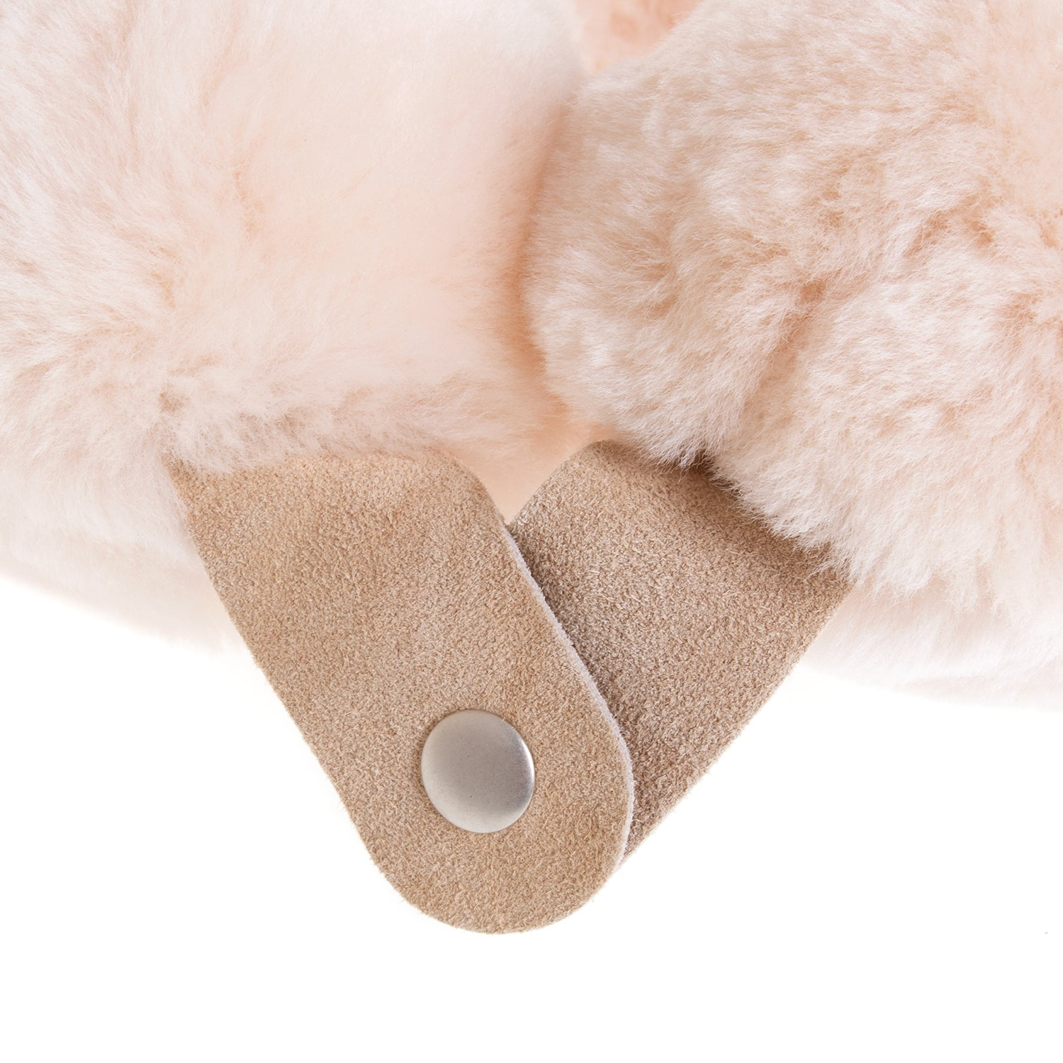 Australian Shearling Travel Neck Pillow - globite
