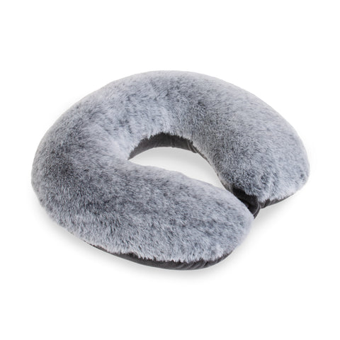 Indulgence Faux Fur Neck Pillow - globitetravel