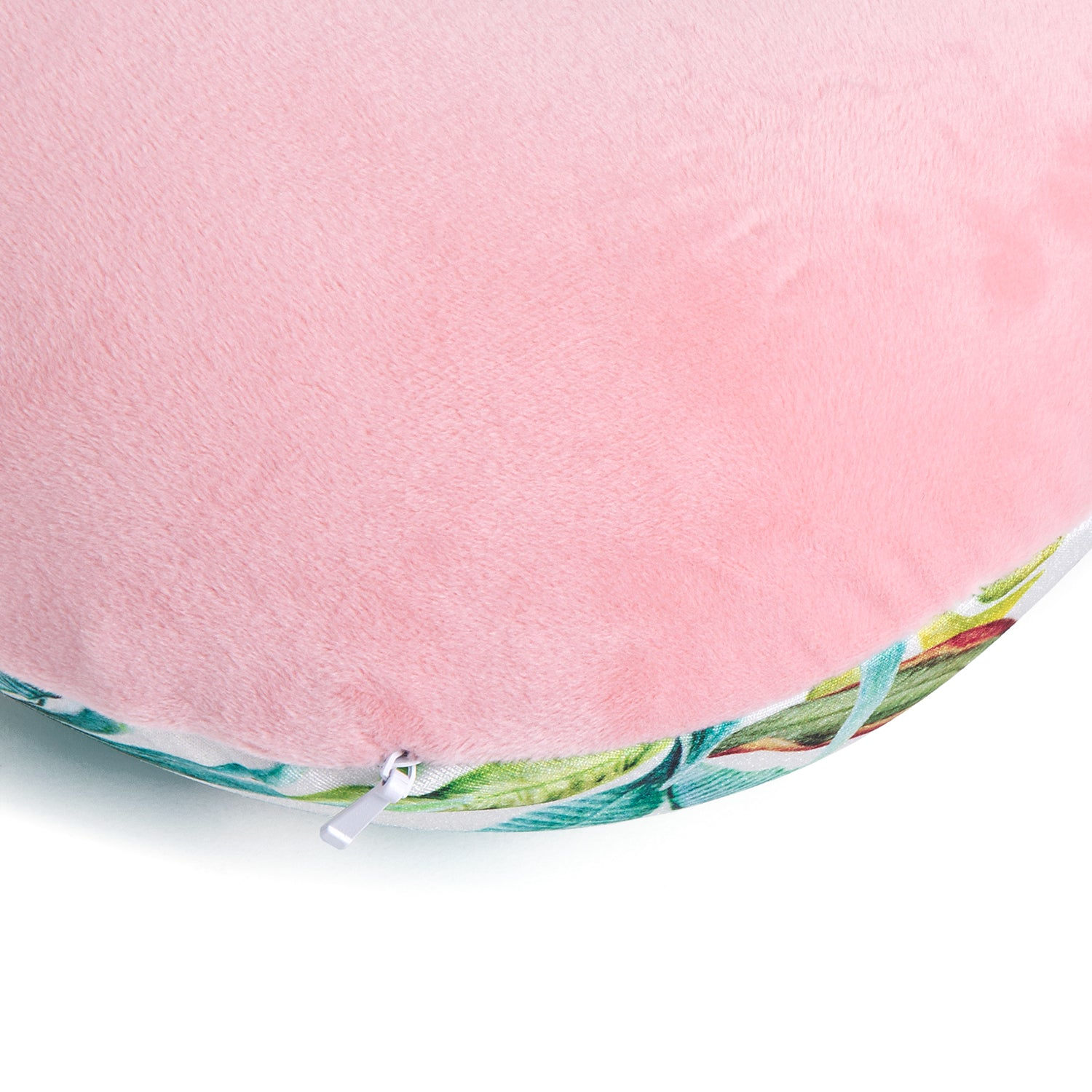 Travel Pillow & Eye Mask Set - Dusty Pink - globite