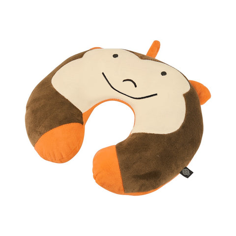 Travel Buddy Neck Pillow - Monkey - globitetravel