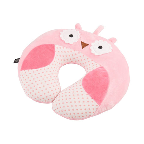 Travel Buddy Neck Pillow - Owl - globitetravel