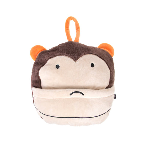 Kids Travel Blanket - Monkey