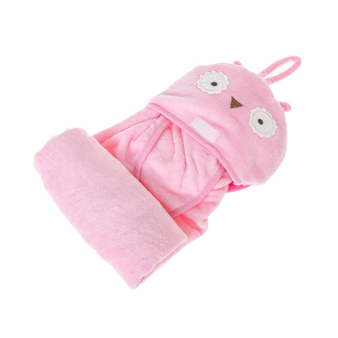 Kids Travel Blanket - Owl